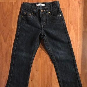 "Levi's ""511 Slim"" Toddler Boy Jeans- 4 Reg"